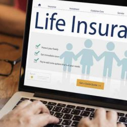 Image Representing Life Insurance Concept.
