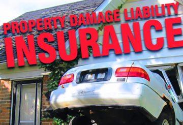 Image Represneting Property Damage Liablility Insurance.