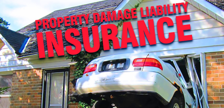 Image Represneting Property Damage Liablility Insurance.