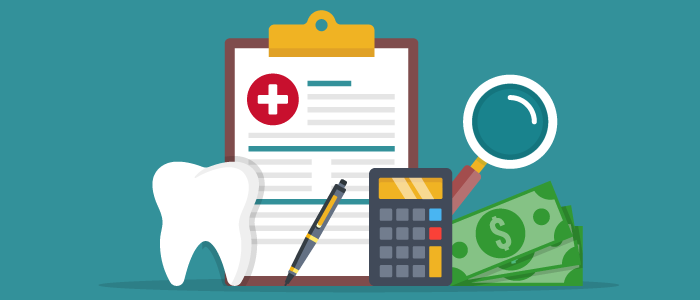 An image representing dental insurance benefits.